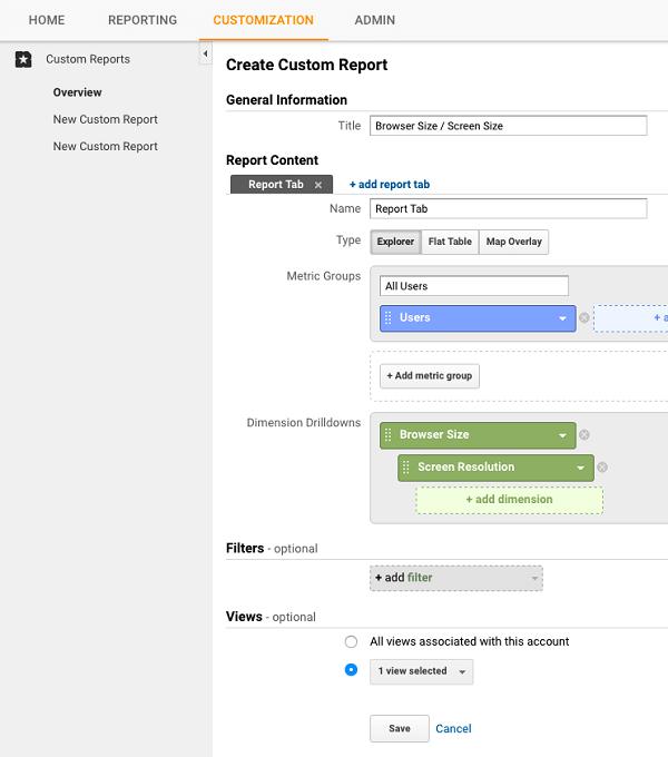 custom-report