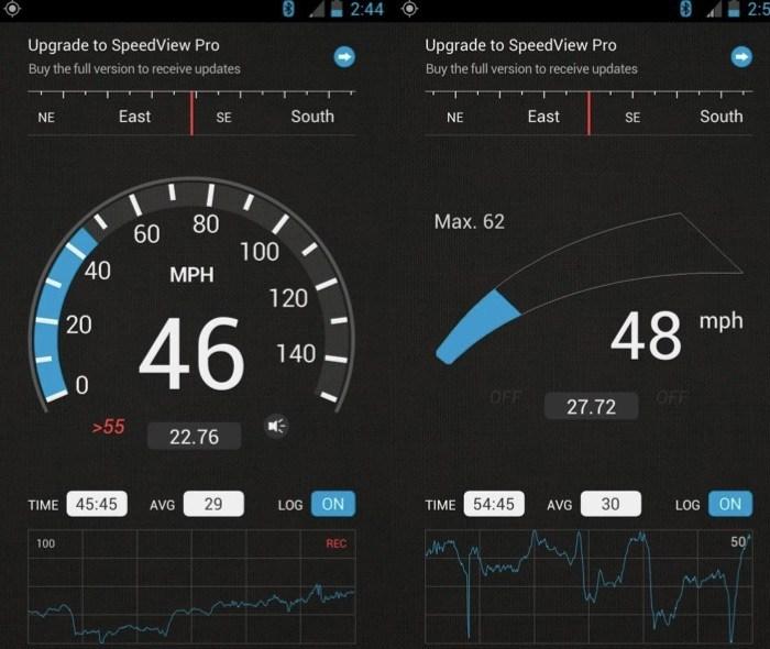 2021年版】8つのオススメできるスマートフォンで使う速度計アプリ ...